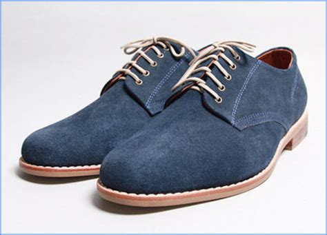 Shoes Smile by Style Gold Boutique S Henry Blue Suede Shoes