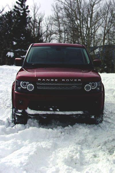 burgundy range rover interior burgundy red range rover car a man s world