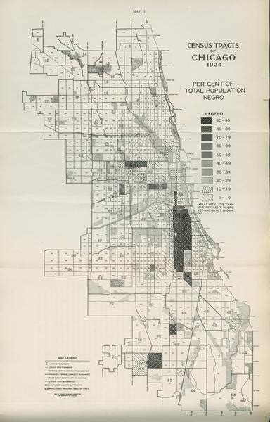 chicago map 1930 chicago and the great migration 1915 1950 digital