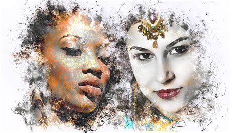 tutorial smudge art photoshop photoshop tutorial how to create the look of beautiful