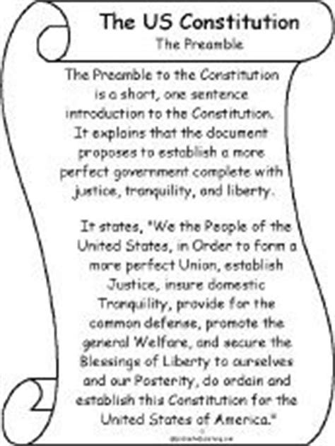 printable us constitution 1000 images about constitution on pinterest united