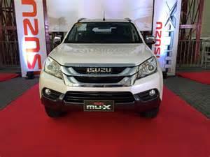 Isuzu Philippines Website 2016 2017 Isuzu Mu X Ls 4x2 Mt Auto Search Philippines