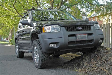 mazda tribute lifted ford escape lift kit ome ford escape lift kit