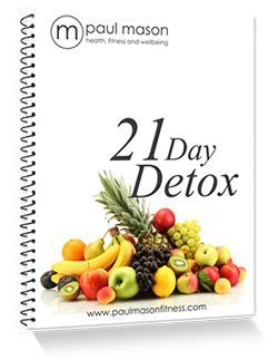 Detox Your Seminar October 12 by Cheshire Personal