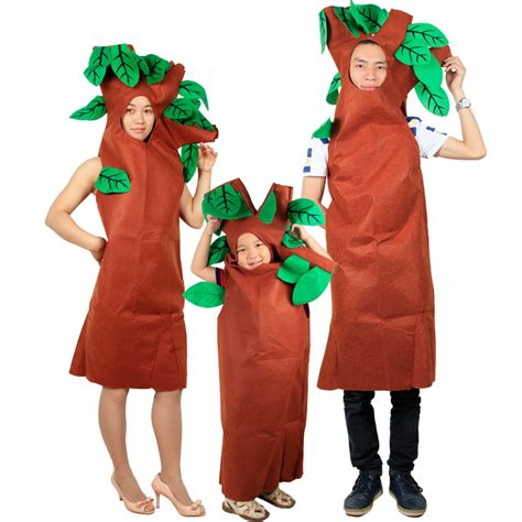 free shipping tree costume cosplay adult halloween costume