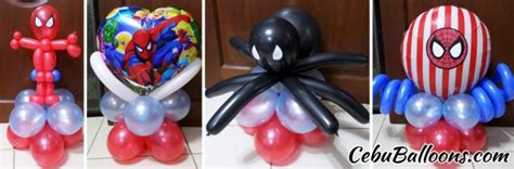 Rok Balon 202 three dimensional balloon sculptures cebu balloons and