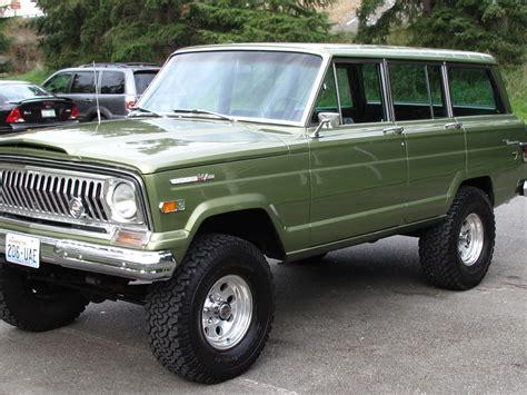 1970 jeep wagoneer jeepclassifieds com beautiful 1970 jeep wagoneer