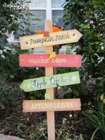 shelly bailey fall outdoor decorations