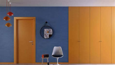 porte colorate porte colorate per interni foto design mag