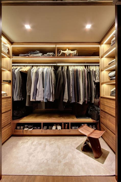 walk in closet lighting 15 exles of walk in closets to inspire your next room