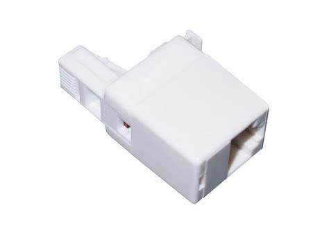 converter rj45 to rj11 sandberg adaptor rj11 m to rj45 f 507 15