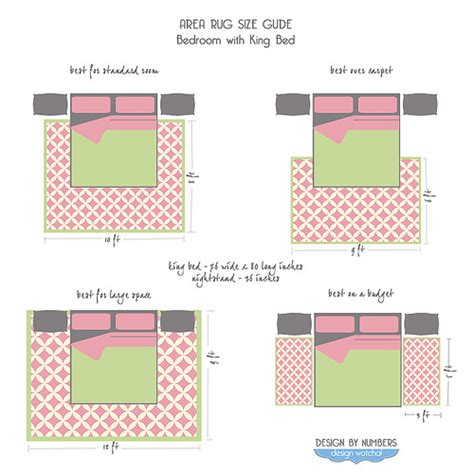 rug king bed area rug size guide king bed flickr photo