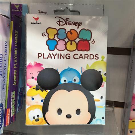 Tsum Tsum Ariel New Version new disney tsum tsum cards coming soon from