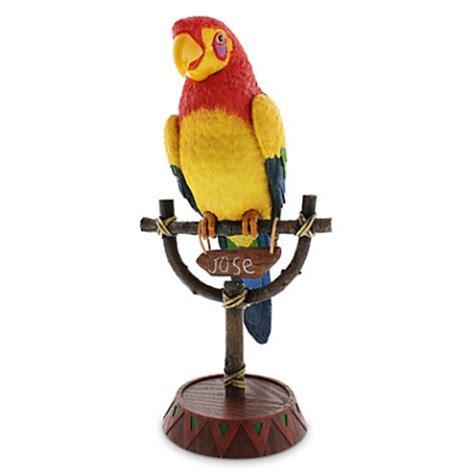 tiki room birds disney medium figure statue enchanted tiki room bird jose