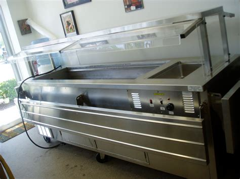 Used Buffet Table For Sale Buffet Equipment For Sale One Frog