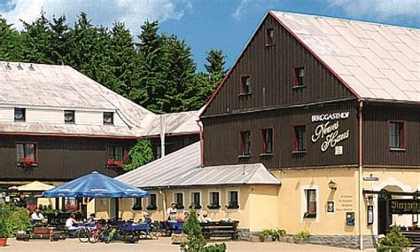 oberwiesenthal neues haus berggasthof neues haus kurort oberwiesenthal sassonia