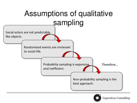 exle of assumption in research paper sling methods in qualitative and quantitative research