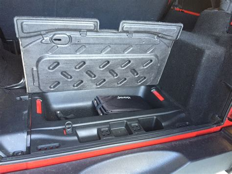 Jeep Wrangler Subwoofer This Week In The Shop Custom Jeep Wrangler Subwoofer And