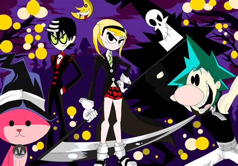 Mandy Is An Soul grimm eater by jhonny manic on deviantart