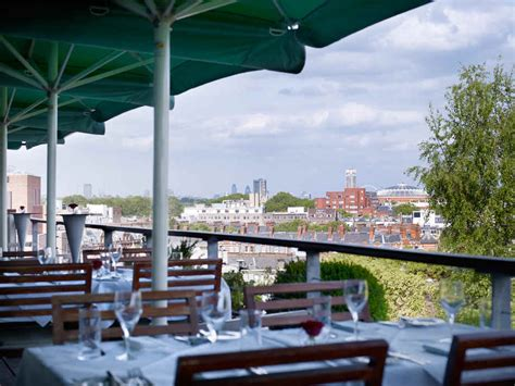 kensington roof top bar babylon roof gardens kensington restaurants