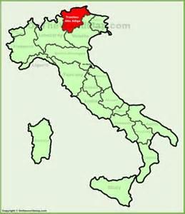 Trento Italy Map by Trentino Alto Adige Maps Italy Maps Of Trentino Alto
