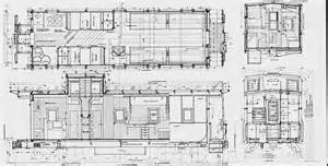 railroad house plans this is taken from a 1942 southern pacific drawing of