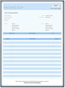 Packing Slip Template Docs by Doc 582746 Blank Packing Slip Free Packing Slip