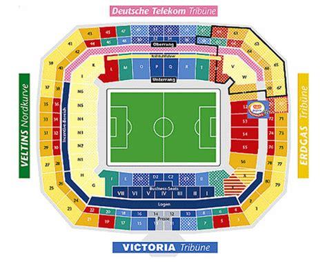 Smart A1 By Manz Shop stadionplan tickets veltins arena fc schalke 04 stadionwelt