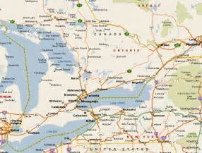 concord canada map where in central ontario canada to find your own