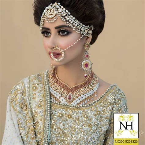 New Bridal Photo Shoot by Sajal Ali Bridal Photoshoot