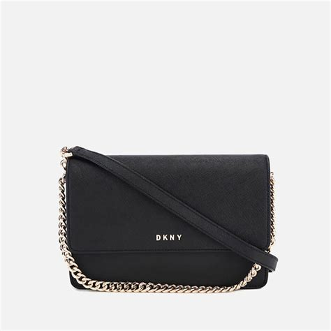 Flap Crossbody Bag dkny s bryant park small flap crossbody bag black