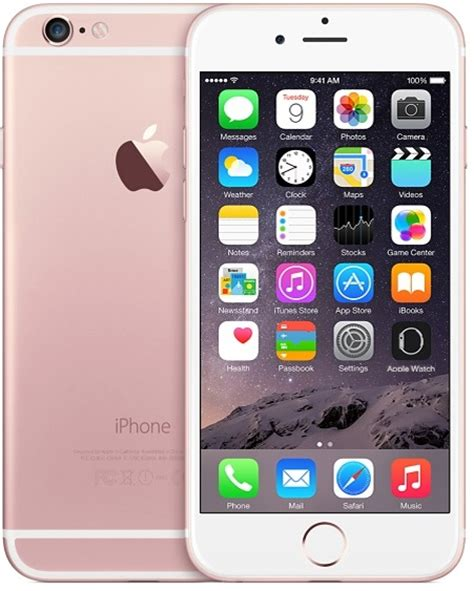 deluxury apple telefon apple iphone  gb lte rozowy