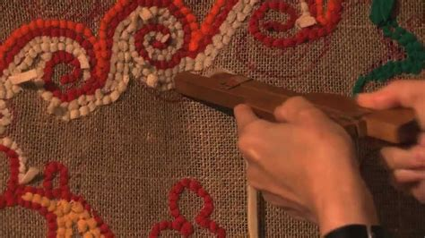 how to make a rug rag rug workshop