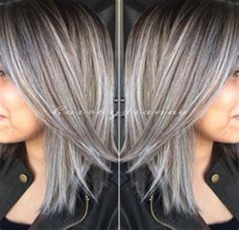 short hair dark on bottom light on top short bob hairstyle dark on bottom light on top foiled