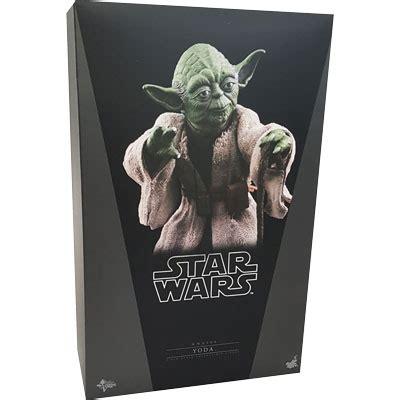 Toys Mms369 Wars Episode V Jedi Master Yoda 1 6 Figure wars episode v yoda toys machinegun