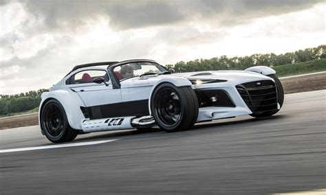 Donkervoort D8 Gto by Donkervoort D8 Gto 40 Is A Supercar From A Company