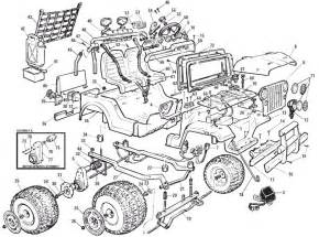 2005 jeep wrangler parts diagram submited images