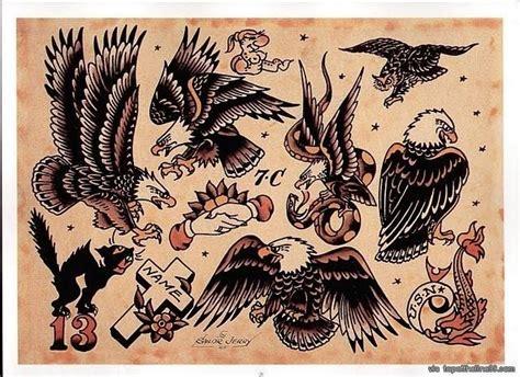 eagle tattoo sailor jerry sailor jerry old school tattoo via topoftheline99 com