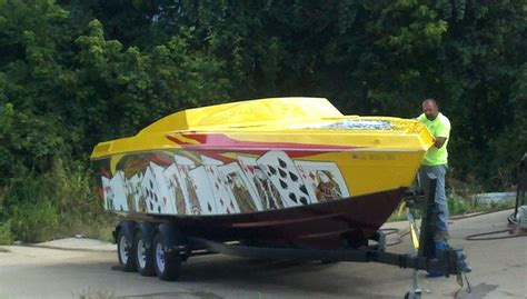 twin engine baja boats for sale baja 32 outlaw twin 502 engines with quad seating rare