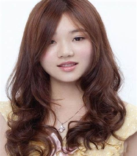 model rambut poni sebahu untuk muka bulat gambar 10 gaya rambut untuk rambut tipis dan wajah bulat