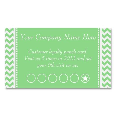 loyalty punch card template 1570 best images about customer loyalty card templates on