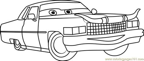 coloring pages cars pdf tex dinoco from cars 3 coloring page free cars 3