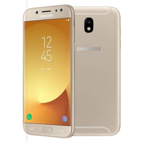 Samsung J5 Gold 2018 samsung galaxy j5 2017 gold sm j530 8806088835259