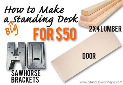 build your own adjustable height desk 100 build your own adjustable standing desk