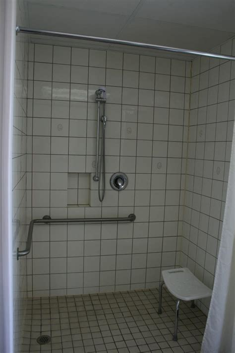 Wheelchair Accessible Showers by Glacier View Rv Park Facilities