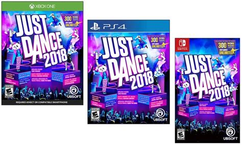 Switch Just 2018 just 2018 for playstation 4 xbox one or nintendo