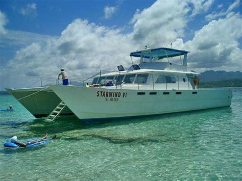 grenada power cataman for sale - Starwind Catamaran Grenada