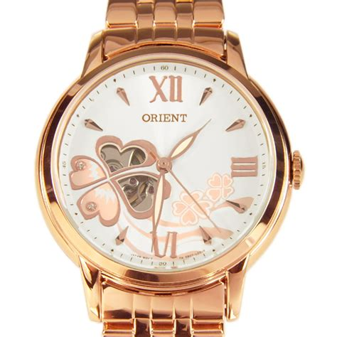Orient Automatic Gold orient automatic gold plated fdb07005z cdb07005z