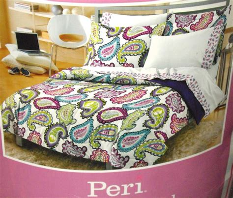 graphic comforters new peri graphic paisley twin xl comforter sham sheets bed
