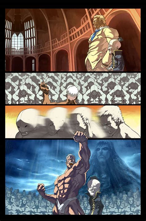 fighter omnibus fighting in the shadows books fighting evolution urien by udoncrew on deviantart